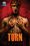 Torn [signed jhc] by Lee Thomas
