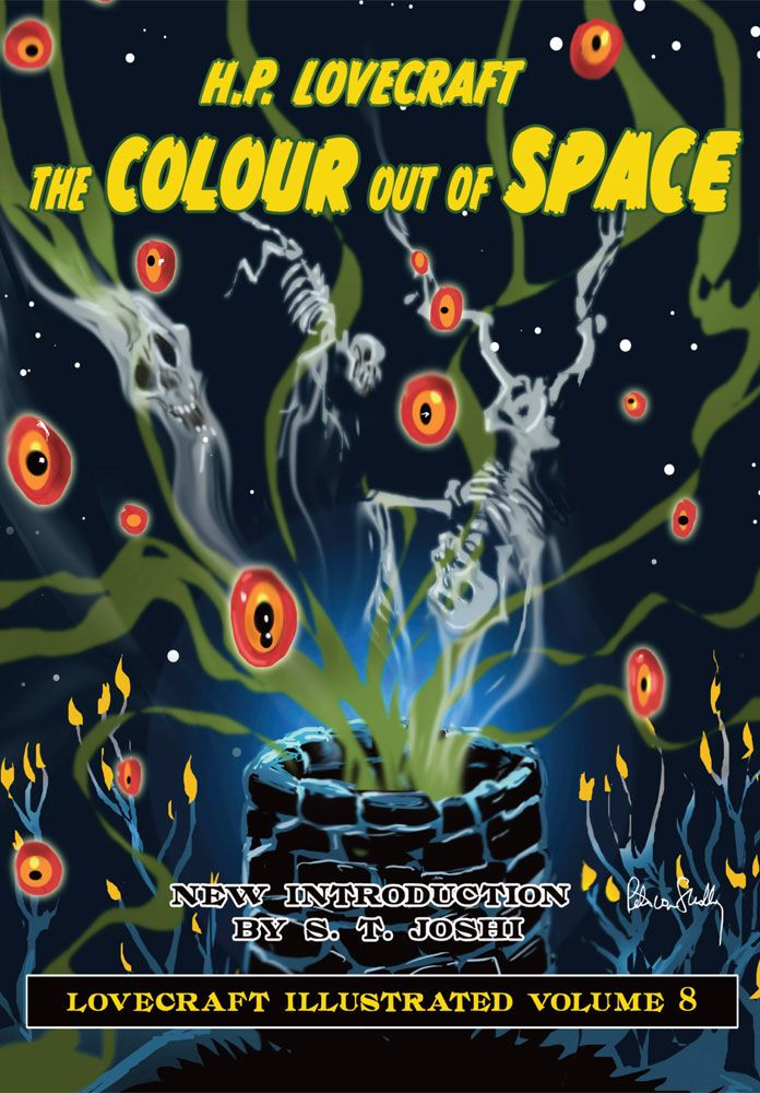 the colour out of space pdf